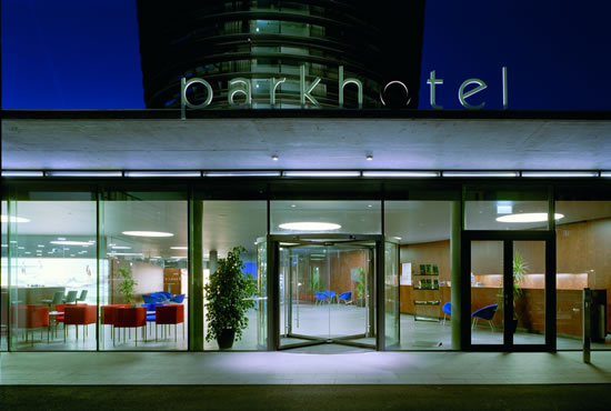 parkhotel hall in tirol empfang