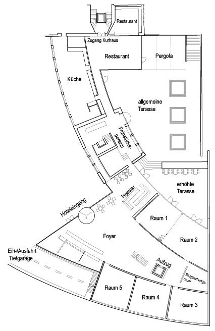 parkhotel hall seminarraum grundriss